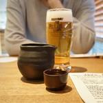 64942203 - 生ビールとお酒 神聖