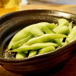 64942211 - ほくほく茹でたて枝豆
