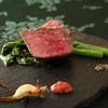 ジュ・タドー - 料理写真:村上牛のシンシンのステーキ