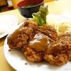味一 - 料理写真:2017年2月 みそへれかつ定食【920円】普通のへれかつよりいいかも~♪