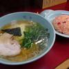 みん亭 - 料理写真:ラーチャン(メン普通盛り)