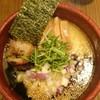 麺屋たつみ 喜心 - 料理写真:鶏白そば黒