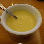 ステーキ宮 - スープ