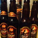 KING LION スリランカレストラン&バー - スリランカビール、ライオン