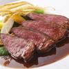 ルエ ヴェル ロール - 料理写真:和牛のロースト マデラソース