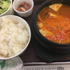 韓国料理 ミス コリア - 料理写真:スンドゥブチゲ定食