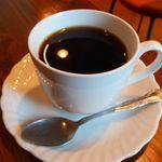 新橋ベーカリー - ホットコーヒー