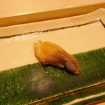 寿司割烹 魚紋 - ホッキ貝