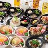道とん堀 - 料理写真:呑んべえ宴会