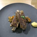 モード カフェ ギャマン - イベリコ豚のコンフィ