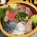 タカマル鮮魚店  - 地魚丼