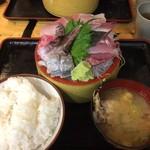 タカマル鮮魚店  - タカマル定食