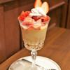 シビタス - 料理写真:苺のクープ