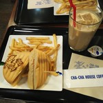 CHA-CHA HOUSE COFFEE -