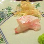 鮨 かわの - 鯛