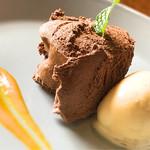 ビストロ ルパ - チョコレートムース