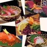 蒸し料理と魚 かごめ -