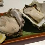 うみの家 - 岩牡蠣