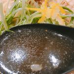 65045031 - きれいなスープです。(2017.4 byジプシーくん)