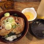 ビストロ de 麺酒場 燿 -