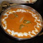 インド・ネパール料理 NAMASTE - タンドリーチキンカレー