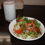 インド・ネパール料理 NAMASTE - サラダ