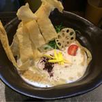 三代目 晴レル屋 - 三代目晴レル屋刈谷店 「鶏SOBA」800円