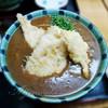 うどん錦 - 料理写真:とり天カレーうどん