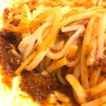 トスカーナ - のっけ麺まぜまぜ