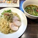 らぁめん トリカヂ イッパイ - つけ麺(タピオカ麺)
