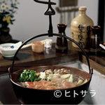 伊豆の佐太郎 - 天城名物「猪鍋」小4,200円〜