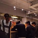 サバ6製麺所 - 1704_サバ6製麺所 福島本店_店内