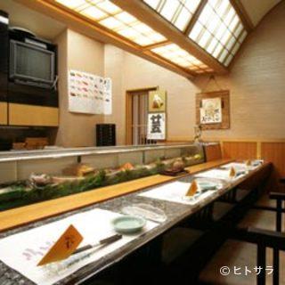 大将おすすめ!夏バテ防止に「うなぎのちらし寿司」