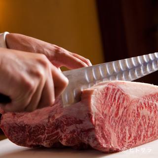 厳選牛をリーズナブルに堪能☆美味しい時間をお届け致します。