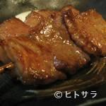 はがくれ - 和牛牛串焼き・もつ焼