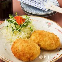 活魚 じゃがいも - ホクホクおいしい北海道コロッケ