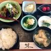 季節料理 なみき - 料理写真:ランチ定食の「ギンポ揚げだし」(950円)