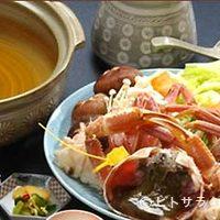 松花 - かに鍋