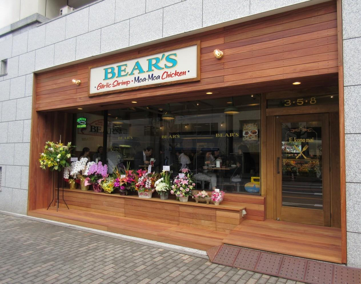 BEAR'S