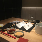 しゃぶしゃぶ KINTAN - 個室