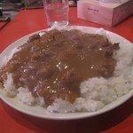 辛口料理 ハチ - カレーライス 2008/7