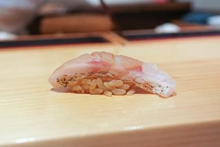 鮨 尚充 - 鯛