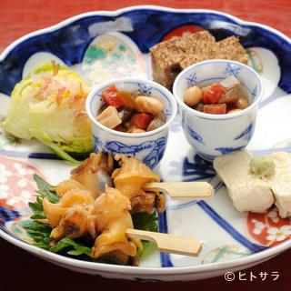 おばんざいは京野菜を軸にしたスローフードとして女性にも人気
