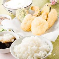 天ぷらのひらお - 天ぷら定食
