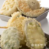 天ぷらひらお - 野菜定食
