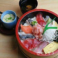 武田丸 - 漁師丼