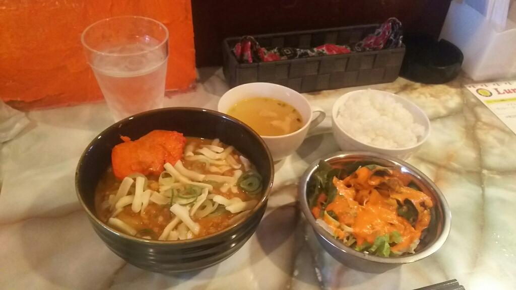 インド・ネパール料理 おかあさん