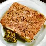 ビーボデイリースタンド - お肉のパテ