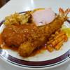七福 - 料理写真:七福ランチ上、飯汁なし