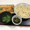 竹清 - 料理写真:合計で720円(税込) ※ざるうどんは3玉